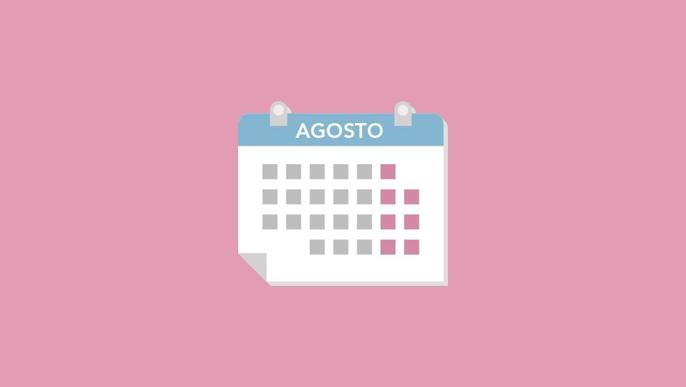 Acciones de marketing en agosto