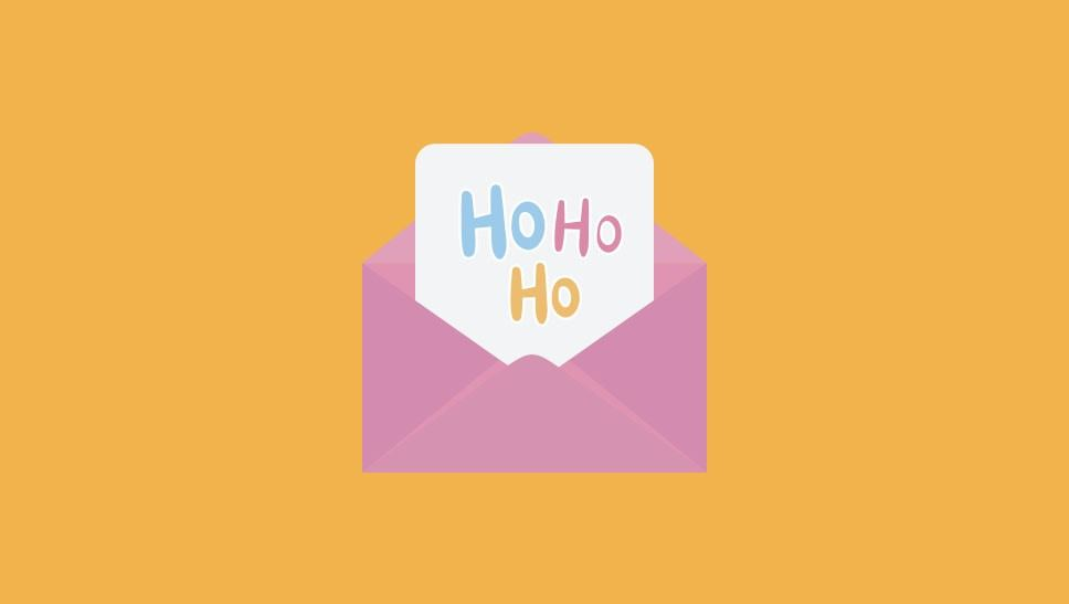 Mail marketing en Navidad